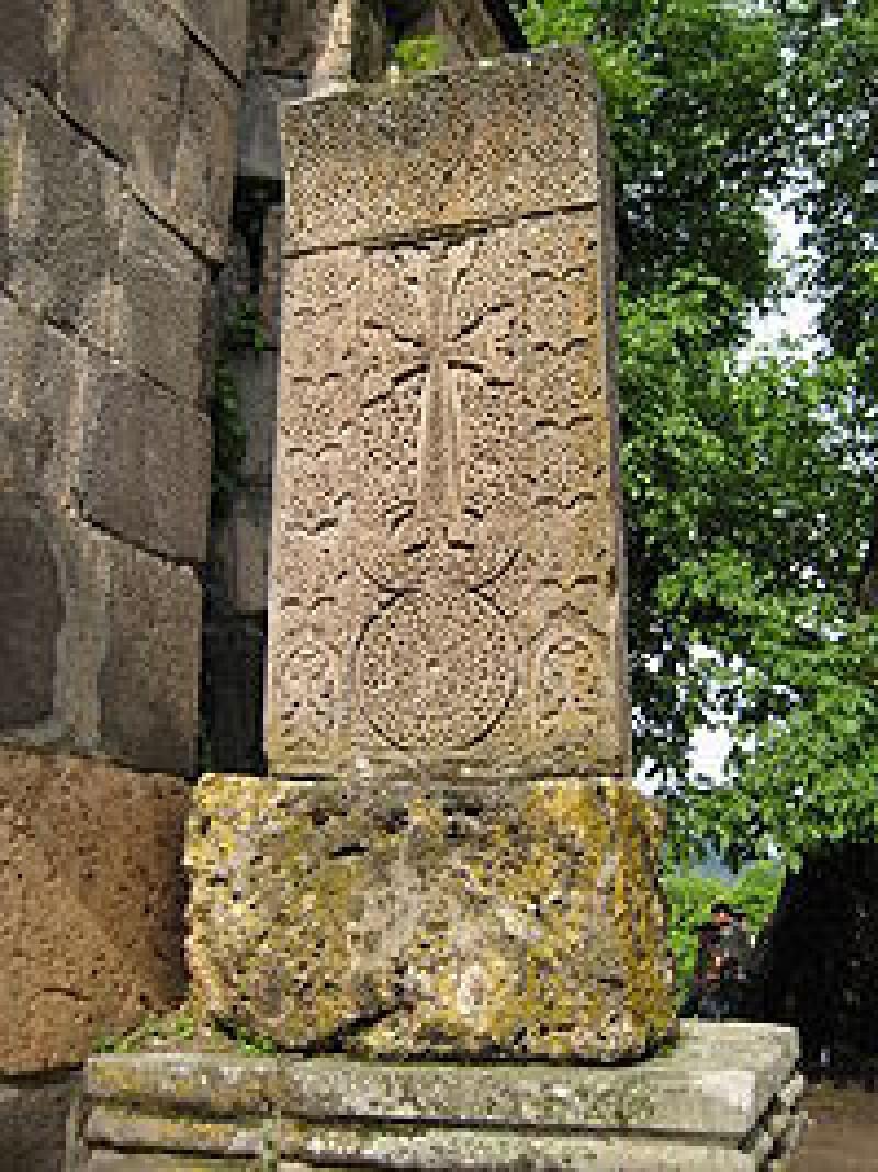 Se va ridica o cruce de piatră armenească, în municipiul Botoșani