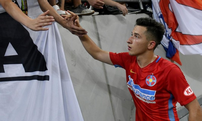 Seara lui Moruţan în Europa League, după un gol de senzație!