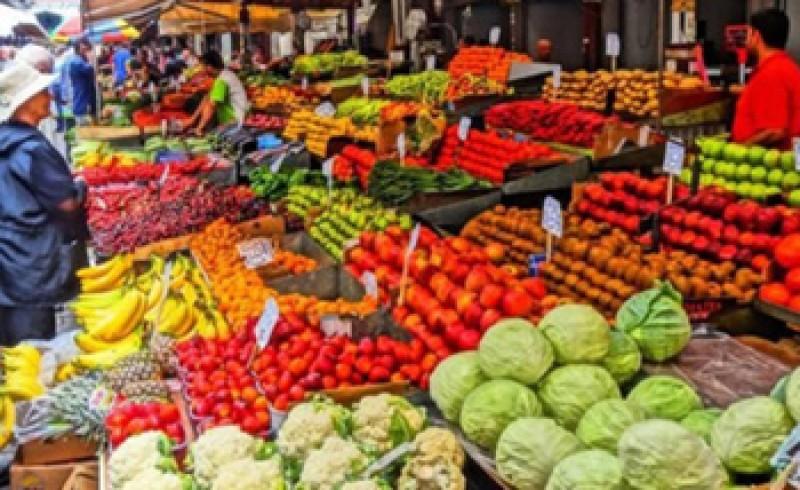 Seceta scumpește legumele și fructele