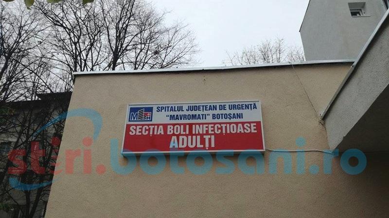 """Secţia Boli Infecţioase, """"oaia neagră"""" a Spitalului Mavromati, are o nouă faţă după renovare - FOTO"""
