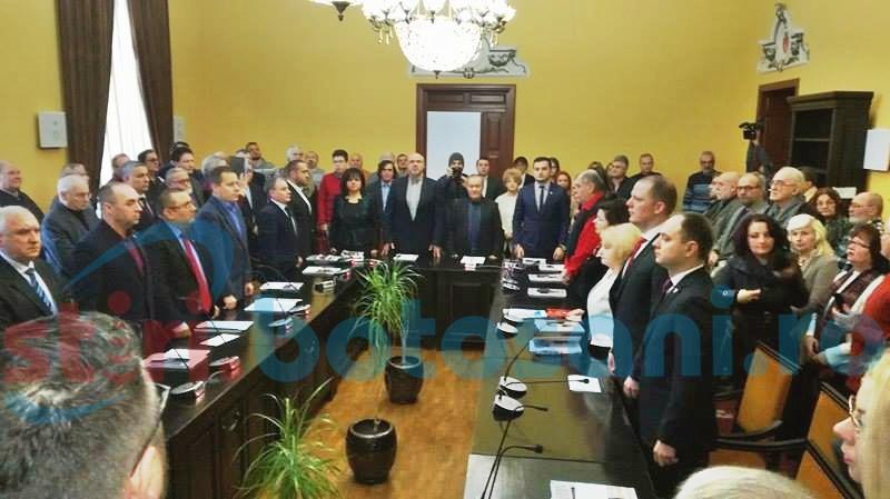 Şedinţă festivă de Consiliu Local cu prilejul Zilei Culturii Naţionale