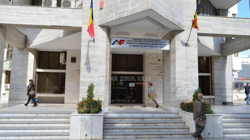 Șef nou la Contribuabilii Mijlocii, din cadrul Direcției Generale Regionale a Finanțelor Publice Iași