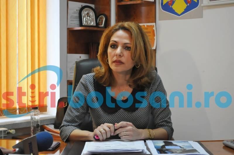 Sefa DSVSA Botosani, Minodora Vasiliu, cercetata penal intr-o ancheta URIASA de falsificare a unor documente!