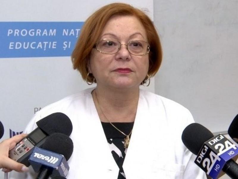 Șefa Infecțioaselor din Iași, condamnată definitiv pentru luare de mită, dar cu suspendare