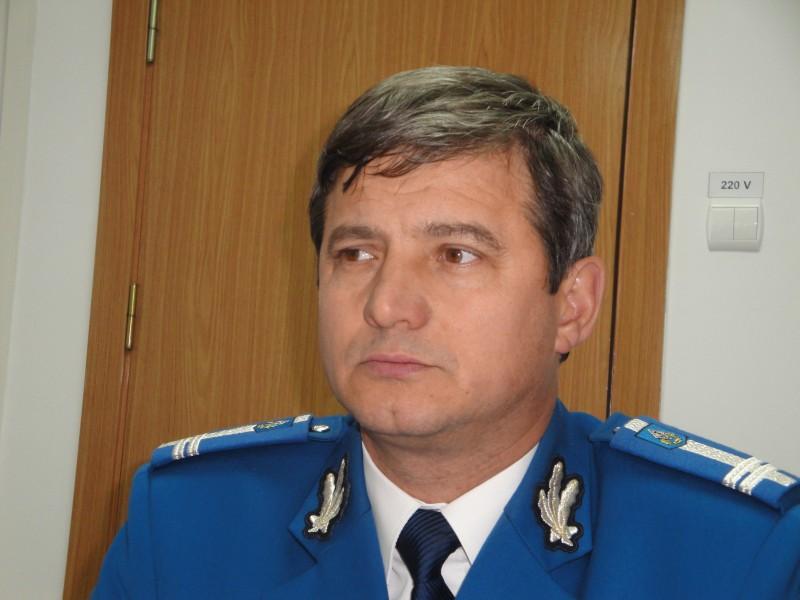 Șeful Inspectoratului de Jandarmi Botoșani se pensionează
