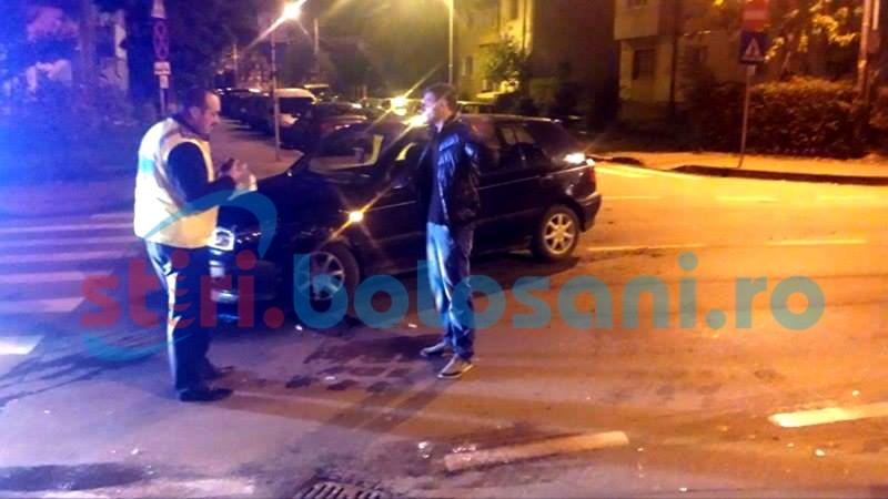 Șeful Inspectoratului Județean în Construcții, implicat într-un accident rutier! FOTO