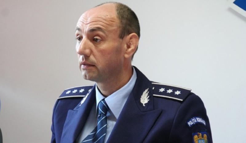 """Șeful IPJ Caraș Severin, acuzat de punerea în funcțiune a unor organisme de """"poliție politică"""", ar urma să conducă IPJ Botoșani"""