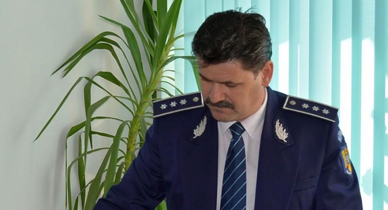 Șeful Poliției Municipale din Iași preia conducerea Inspectoratului botoșănean