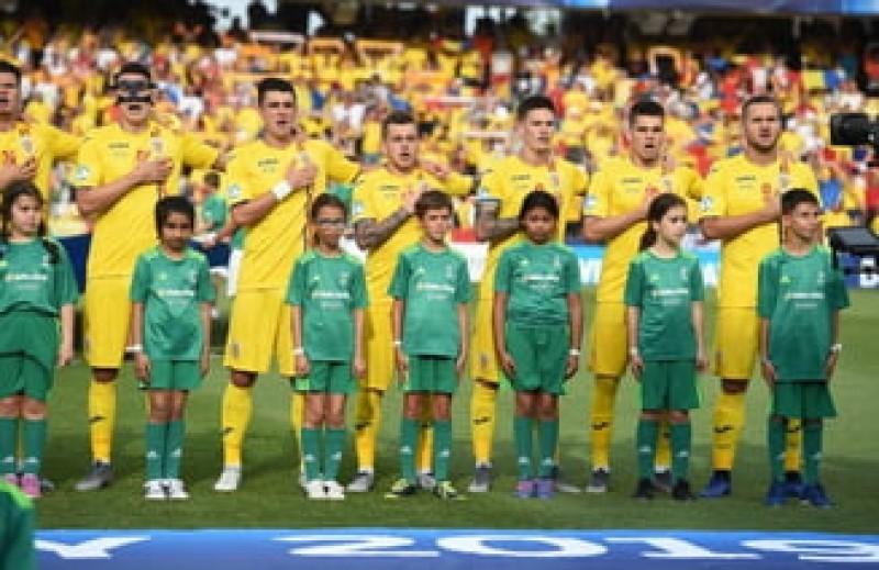 Selectionata de tineret a Romaniei poate egala un record vechi de 38 de ani in istoria echipelor nationale
