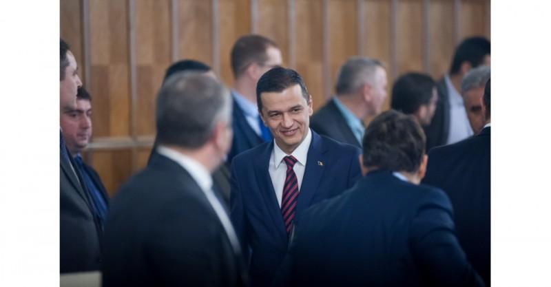 Semnături strânse la Botoșani pentru susținerea Guvernului Grindeanu