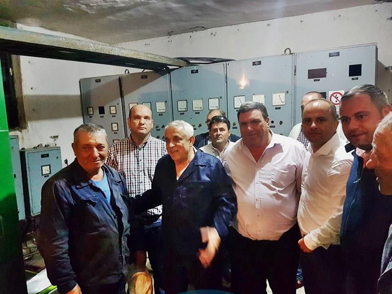 """COMUNICAT Senatorul Lucian Trufin: """"Ministrul agriculturii, domnul Petre Daea, pentru a treia oară în Botoșani"""" FOTO"""