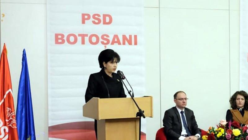 Senatorul PSD, Doina Elena Federovici: PNL fuge de guvernare! De aceea vor cu orice preț să facă alegeri anticipate!