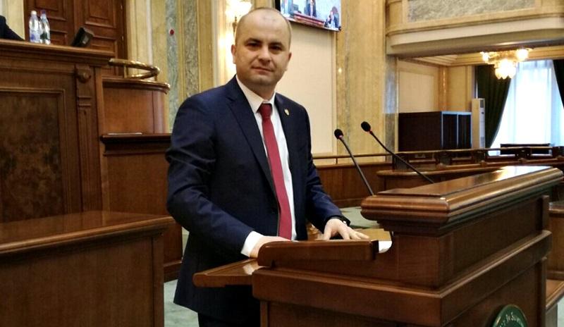 """Senatorul PSD Lucian Trufin: """"Eu nu votez un proiect de lege al Guvernului plin de abuzuri împotriva românilor"""""""