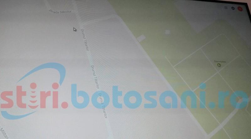 Sens unic instituit pe o stradă din municipiul Botoșani