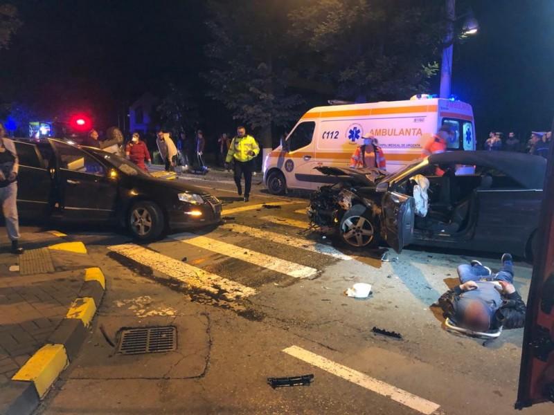 Sentință în cazul tânărului care a provocat un accident cu șase victime. Un an de închisoare și interdicția de a mai conduce în următorii doi ani
