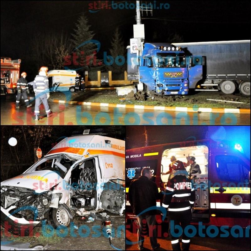 Sentință revoltătoare în cazul celui mai cumplit accident din istoria Serviciului de Ambulanță din Botoșani