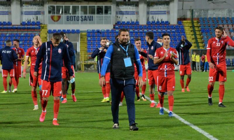Sepsi - FC Botosani 1-0! Final de campionat (video)