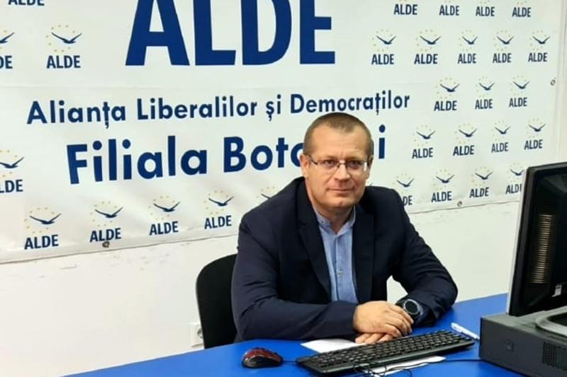Sergiu Zvîncă, Secretar Coordonator ALDE Botoșani: Încetați cu cinismul și nu ne mai împărțiți în infectați și neinfectați !