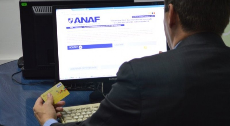 Servicii electronice şi telefonice oferite de ANAF, în sprijinul contribuabililor!
