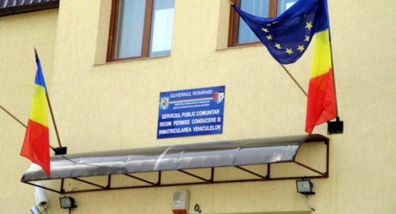 Serviciul Public Comunitar Regim Permise de Conducere și Înmatriculare a Vehiculelor Botoșani își reia activitatea de examinare teoretică de luni, 15 iunie