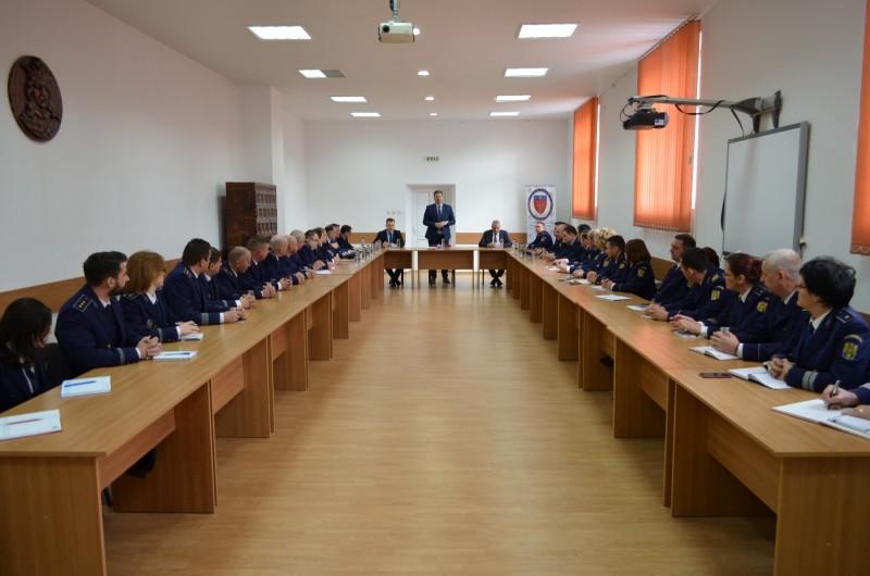 Serviciul Teritorial al Poliţiei de Frontieră Botoşani la ceasul bilanțului