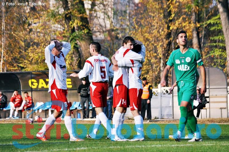 Set si meci! FCM Dorohoi a invins cu 6-0 pe Pojorata!