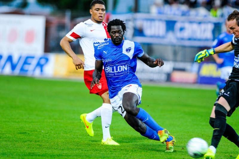 Seydou Kone continua sa uimeasca in Franta! A ajuns la 71 de goluri marcate! FOTO