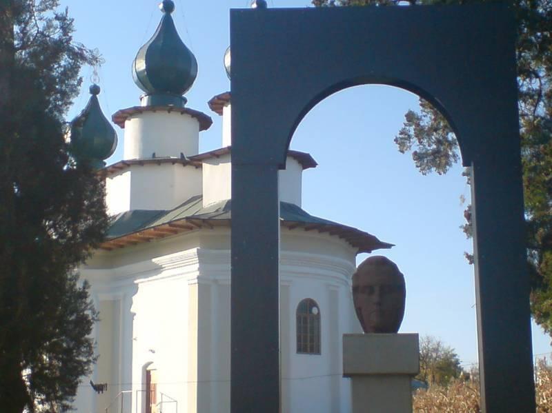 Sfânta Liturghie în memoria lui Eminescu, săvârşită astăzi la Mănăstirea Agafton!