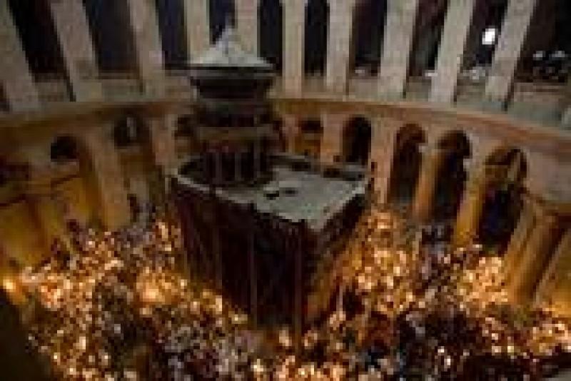 Sfanta Lumina de la Ierusalim! VIDEO