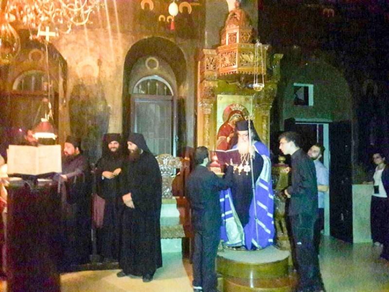 Sfântul botoşănean, cinstit de Patriarhul Ierusalimului!