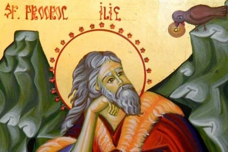 Sfântul Ilie, aducătorul de ploi. Superstiţii în tradiţia populară de Sânt Ilie