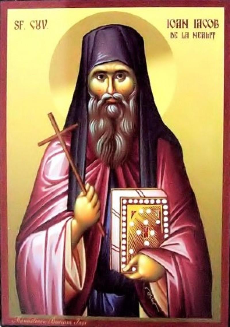 Sfântul Ioan Iacob, cinstit în toată Moldova