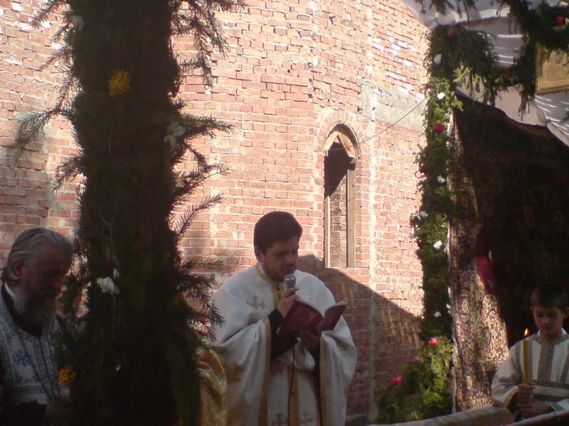 Sfântul Ioan Iacob Hozevitul, serbat într-o biserică botoşăneană