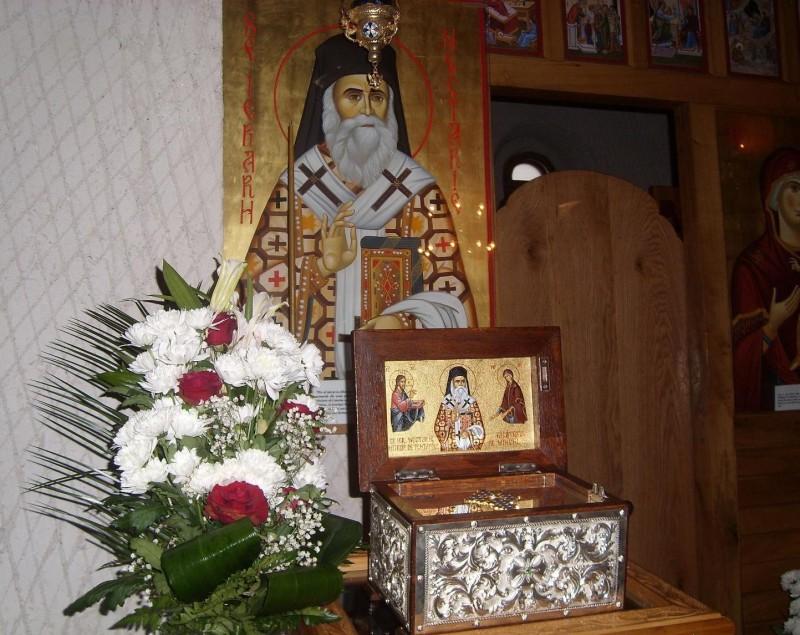 Sfântul Nectarie – ajutor şi acoperitor al credincioşilor