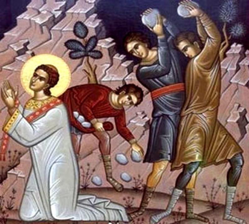 Sfantul Stefan, primul diacon si martir al Bisericii! VIDEO