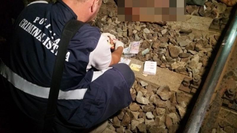 Sfârșit groaznic pentru un bărbat din Botoșani! A fost spulberat de tren! FOTO