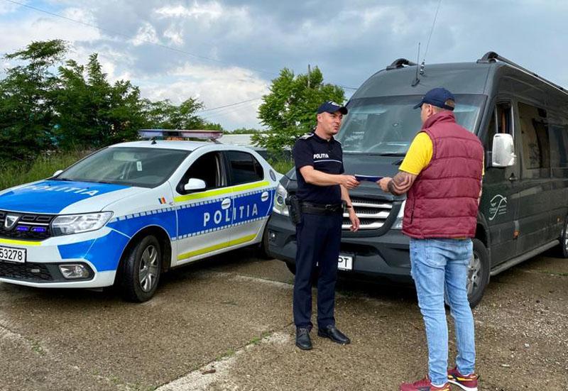 Sfaturi de la polițiștii din Botoșani în Ziua Europeană de prevenire a furturilor din locuințe