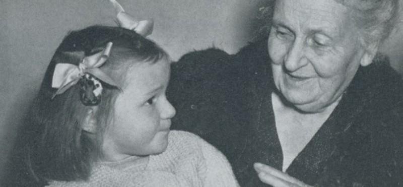 Sfaturile Mariei Montessori pentru toți părinții