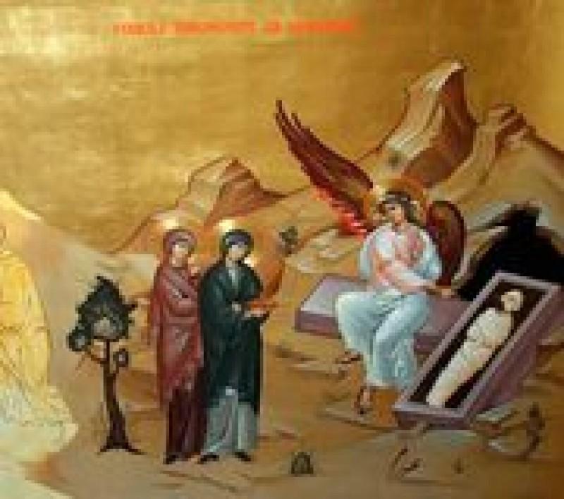 Sfintele Mironosițe. Ziua femeii creștine