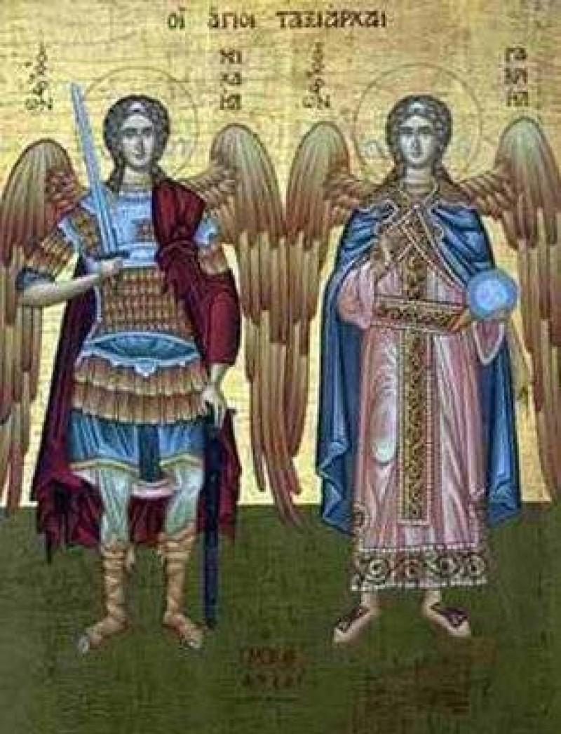 Sfinţii Arhangheli Mihail şi Gavriil - tradiţii şi obiceiuri!