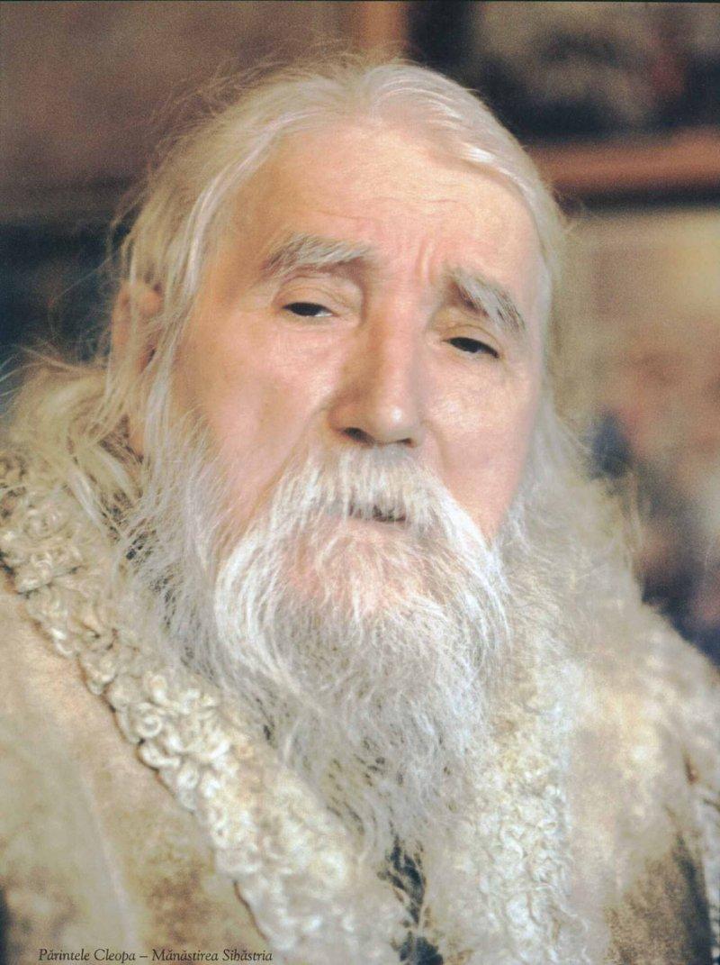 Sfinţii Botoşanilor: 17 ani de la trecerea la cele vesnice a parintelui Ilie Cleopa