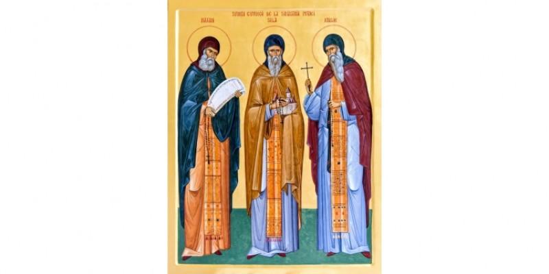 Sfinții putneni, cinstiți pentru prima dată după canonizare. Unul dintre ei este născut în ținutul Botoșanilor!