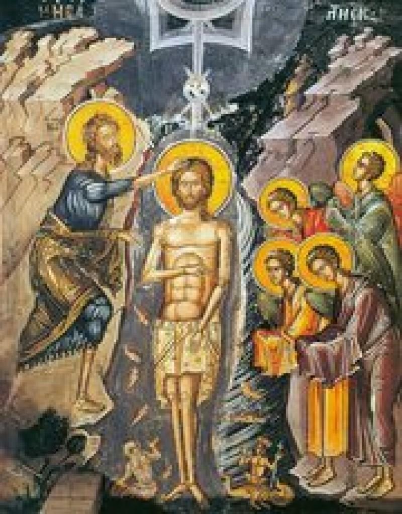 Sfințirea cea Mare a apei, reînnoire a bucuriei Botezului și sfințire a vieții și activității creștinului în lume