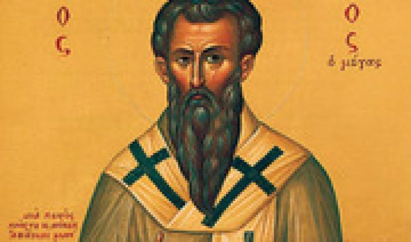 Astăzi este sărbătorit Sfântul Vasile cel Mare