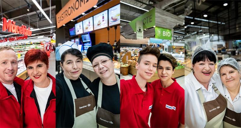 Și ei sunt eroi: primele angajaților din distribuţie, vânzarea alimentelor, reţele comerciale şi curierat, exceptate de la plata contribuţiilor sociale