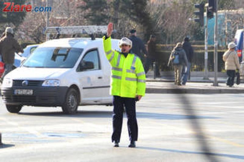 Si politistii anunta proteste incepand cu 22 martie!