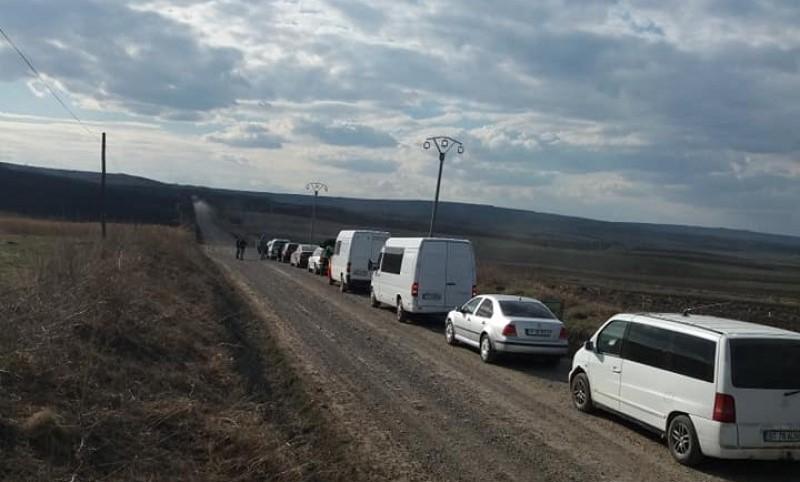 """#șîeu - Protest INEDIT în județul Botoșani: """"Suntem cam periculoși, nu? Pentru că așa merge România!"""""""