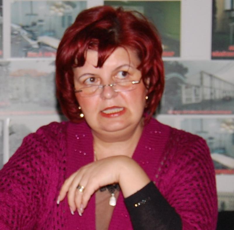 Silvana Tudorache, instalata in functia de subprefect