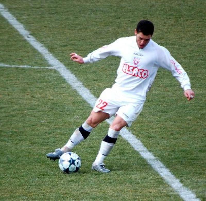 Simao a debutat cu gol la FCM Bacău