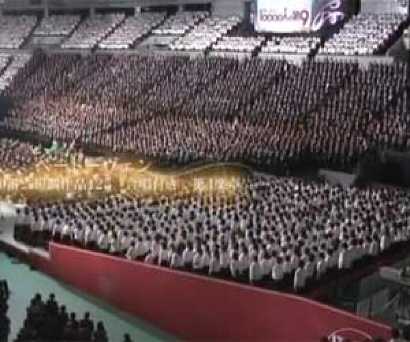 Simfonia a IX-a a lui Beethoven, interpretată de un cor de 10.000 de japonezi! VIDEO